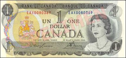 1969-1975 Series - $1 Notes